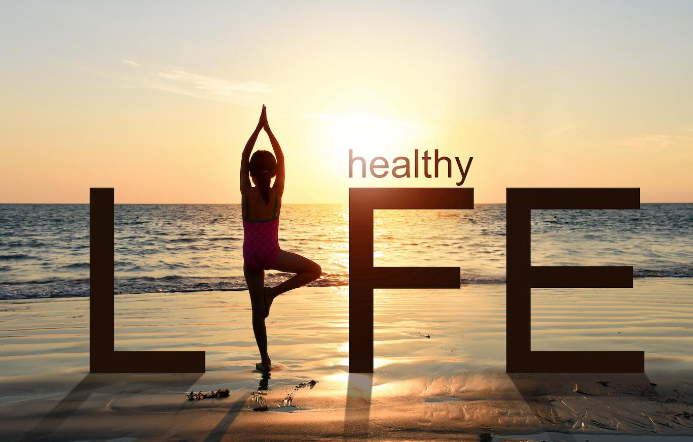 bewusstes gesundes Leben
